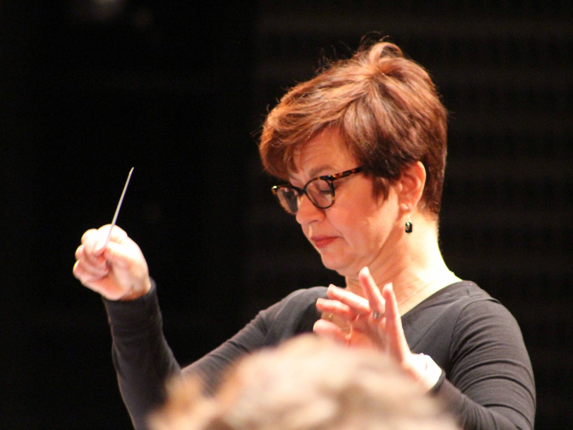 Christina Howell directing